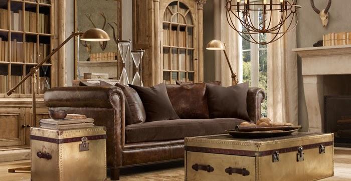Estilo rustico muebles metalicos rusticos ii - Muebles de chapa ...