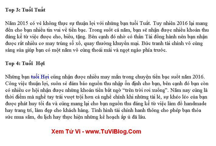 Tuoi Phat Tai