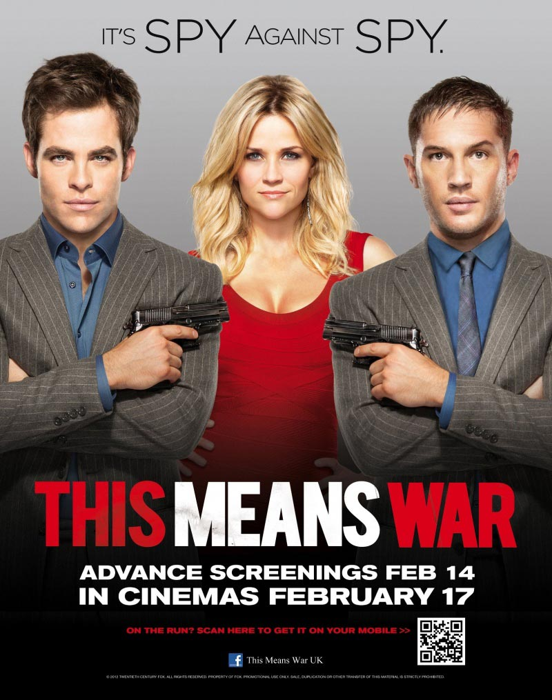 Watch This Means War Movie Online Free 2012