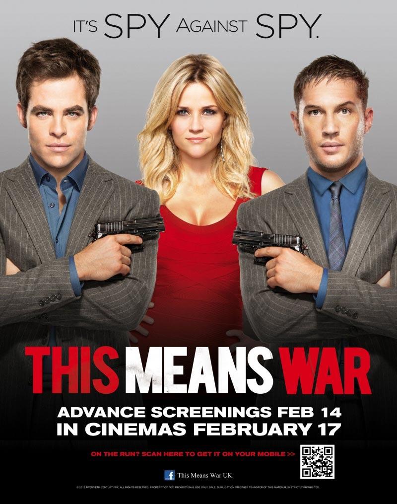 Watch This Means War Movie Online Free 2012