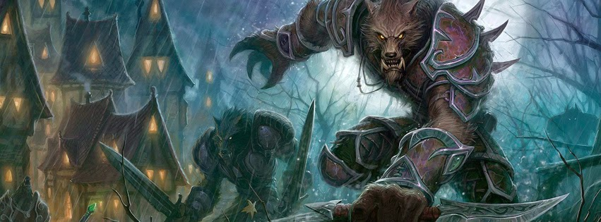 Rengar League of Legends Facebook Cover PHotos