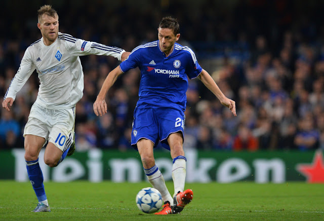 Nemanja Matic is vital to Chelsea's hopes in the Champions League (Picture: Getty Images)