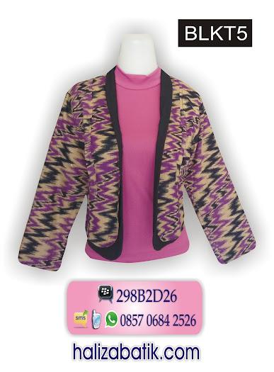 085706842526 INDOSAT, Baju Grosir, Baju Batik Modern, Baju Batik, BLKT5, http://grosirbatik-pekalongan.com/Bolero-blkt5/
