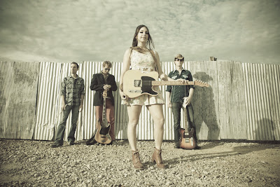 Angela Perley & The Howlin' Moons