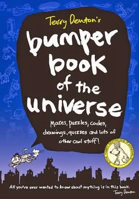 Kids book review review terry denton s bumper book of the universe