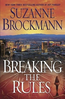 Book cover of Breaking the Rules by Suzanne Brockmann (Troubleshooters series #16)