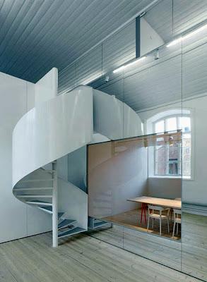 gambar desain ruang kantor minimalis 6