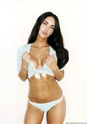 Megan Fox Bikini Pictures