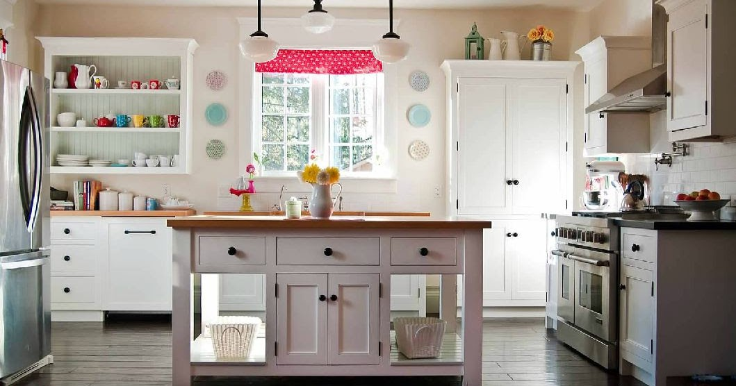 Simply Beautiful Kitchens The Blog Canadian Made Unfitted Cottage Style Ki