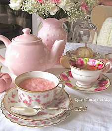 My Pink Tapioca Recipe was mentioned at Rose Chintz Cottage