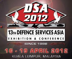 DEFENCE SERVICES ASIA 2012