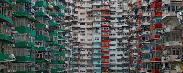 Rusmea a alta densidade dos apartamentos em hong kong - Apartamentos en hong kong ...