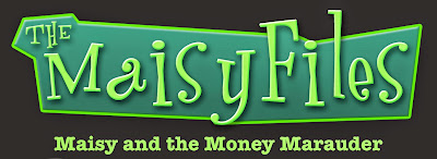 MAISY AND THE MONEY MARAUDER by Elizabeth Woodrum #BookBlast & #Giveaway