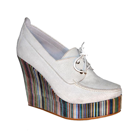 VYC Barceló primavera verano 2013. Zapatos 2013.