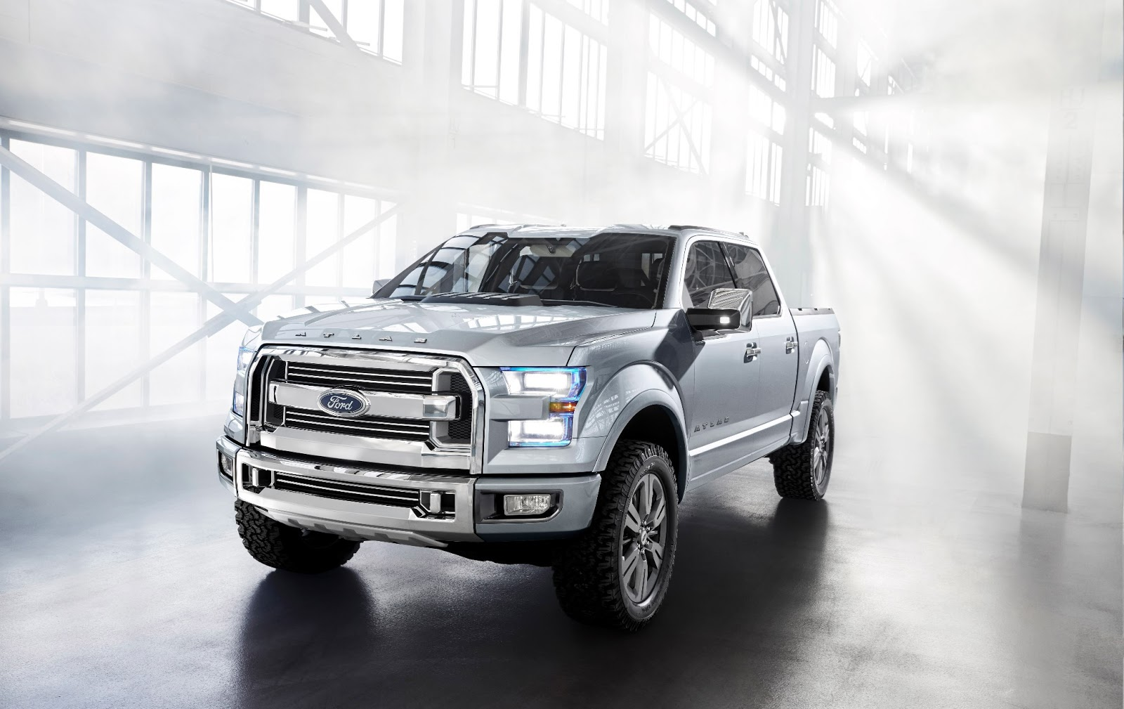 hope Ford will offer a luxury version with competitive diesel