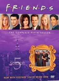 Assistir Friends 5 Temporada Dublado e Legendado
