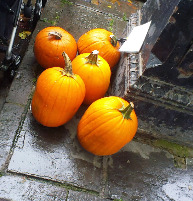 Wells Food Festival - Pumpkins