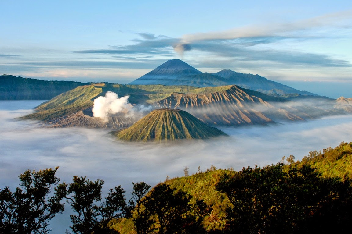 Bromo - Sukamade - Ijen Crater Tour Package 4 Day 3 Night