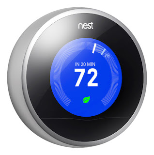 Connected Home Nest Smart Thermostat