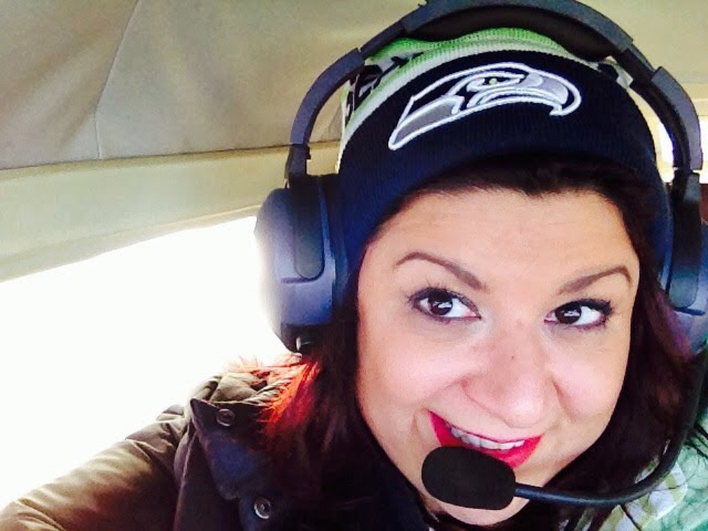 I represent the 12's this flight!