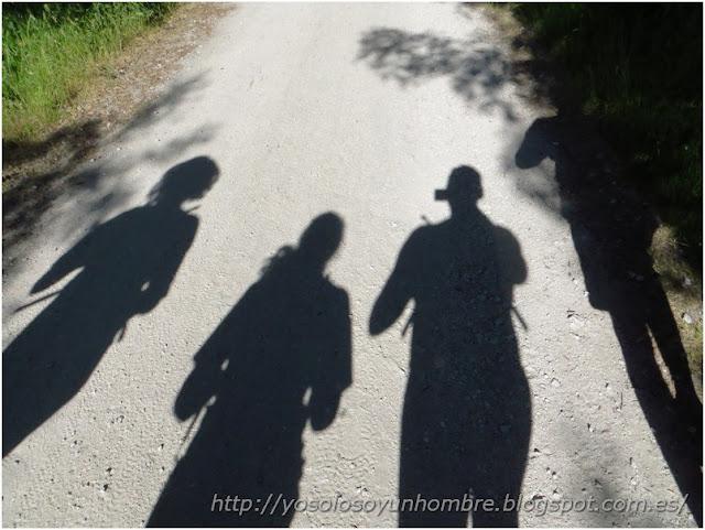 Nuestra sombra nos precede
