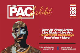 The Pac Exhibit  Celebrating The Life of Tupac Amaru Shakur  Second Saturday June 8th  NEW TIME !!!