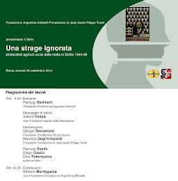Documenti e Memoria. Sindacalisti uccisi dalla mafia in Sicilia 1944-48