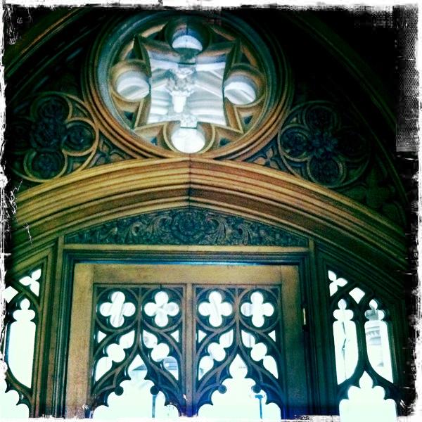 Kate Monckton Interior Design Neo Gothic A Go Go