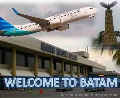 jadwal penerbangan garuda indonesia dari bandara hang nadim batam ke rh karimunbatam blogspot com