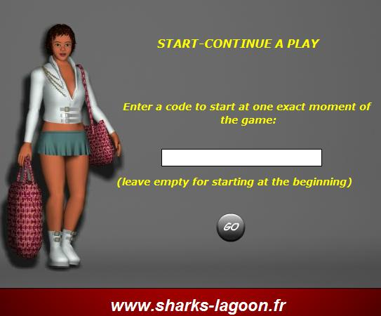 Walkthrough Flower Night Shark Lagoon Sharks Babysitting Game