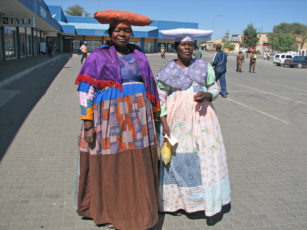 Local Style Victorian Ladies Of Africa