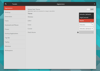 Ubuntu GNOME 15.04 screenshots