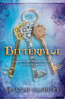bookcover of BITTERBLUE