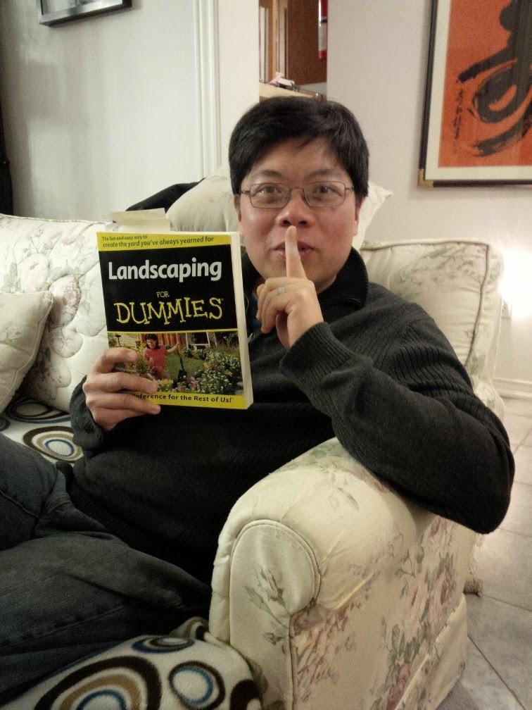 Portrait Paul Jung  garden muses-not another Toronto gardening blog