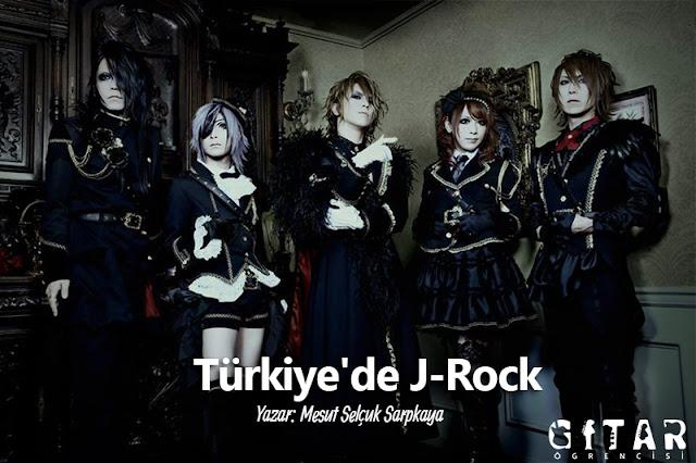 Türkiye'de J-Rock