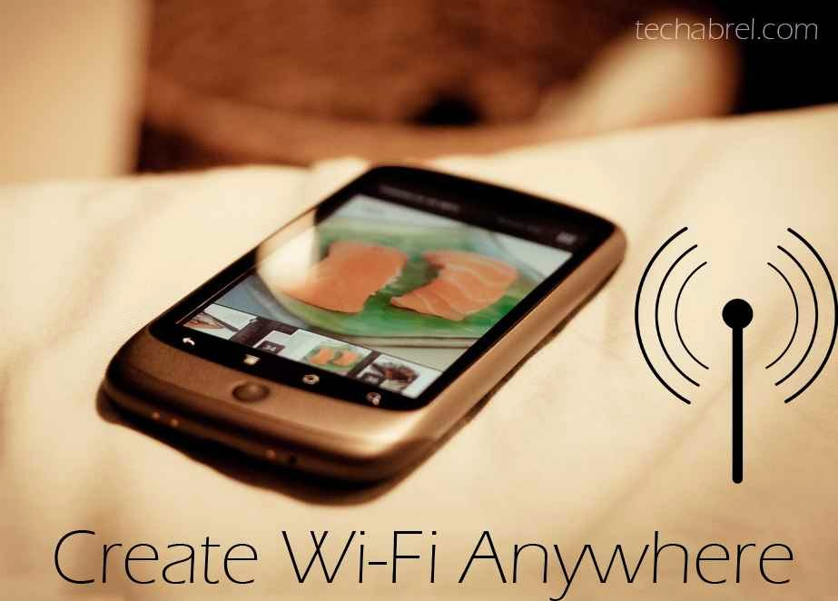 how to turn your android phone into a wi-fi hotspot cover pic