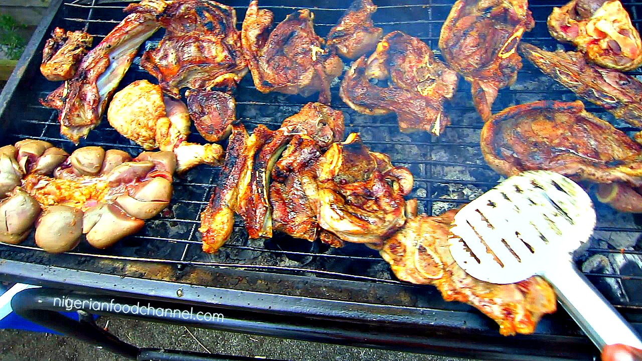Nigerian food channel dishes cuisine delicacies nigerian suya recipe forumfinder Images
