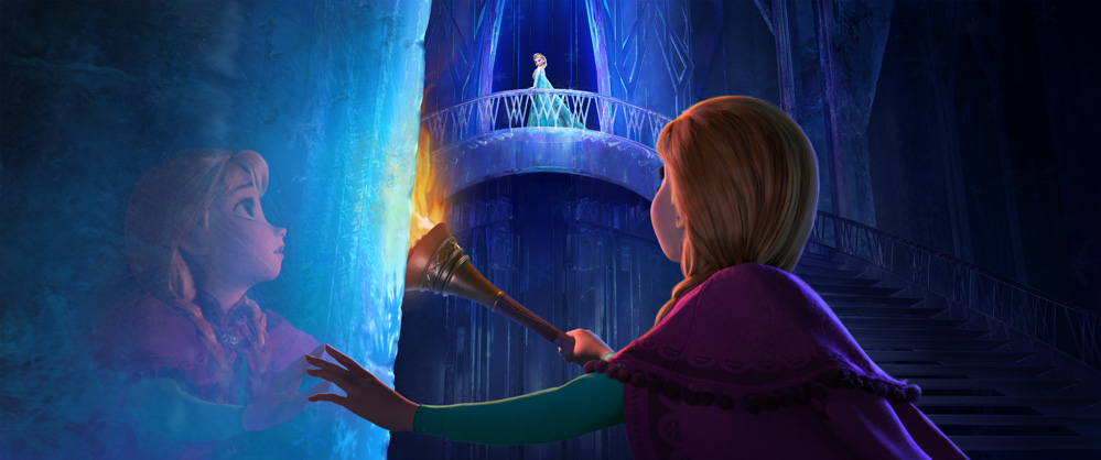 Frozen Disney animatedfilmreviews.blogspot.com