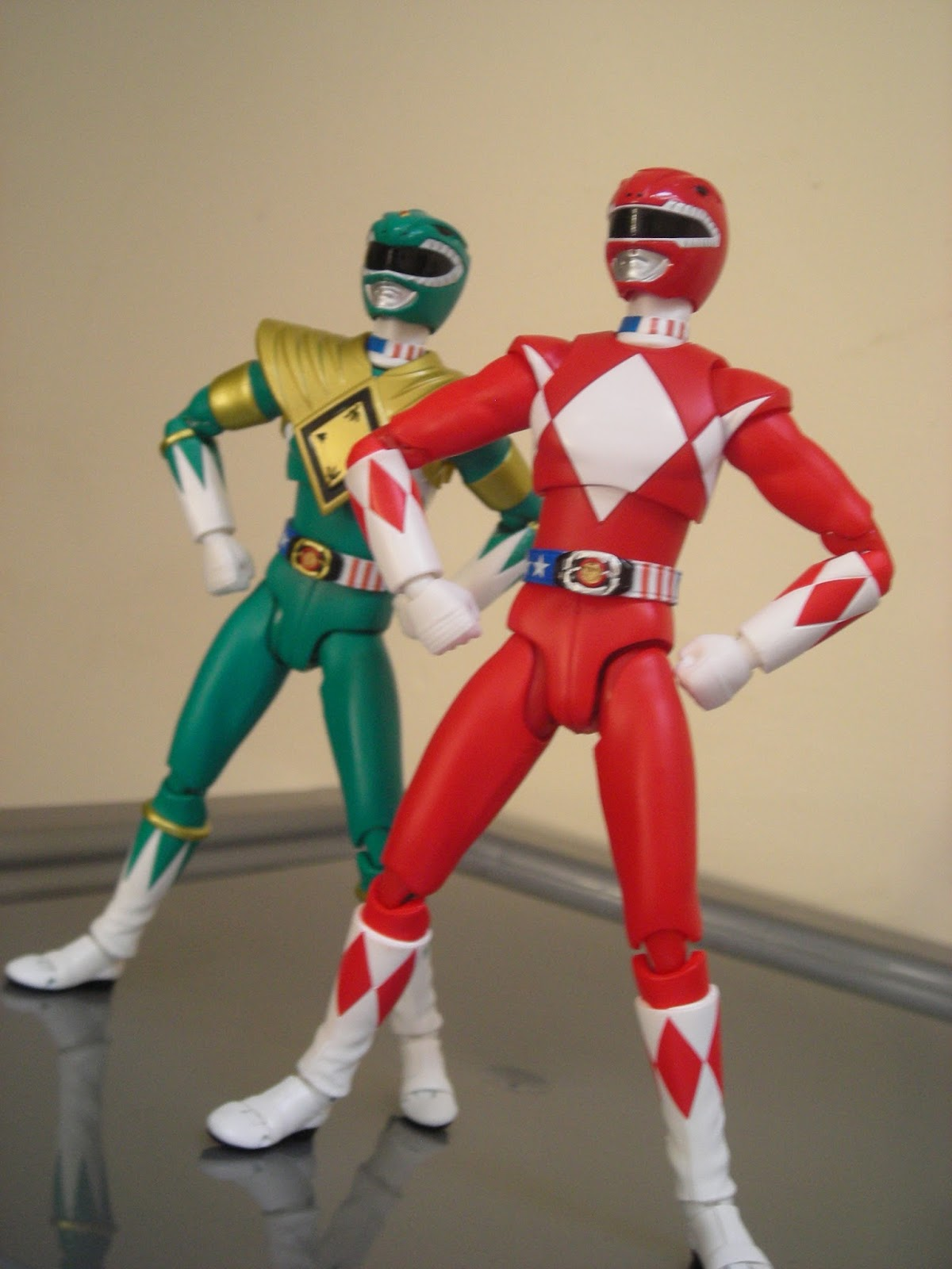 Powerful Rangers SH+Figuarts+Tyranno+Ranger+13