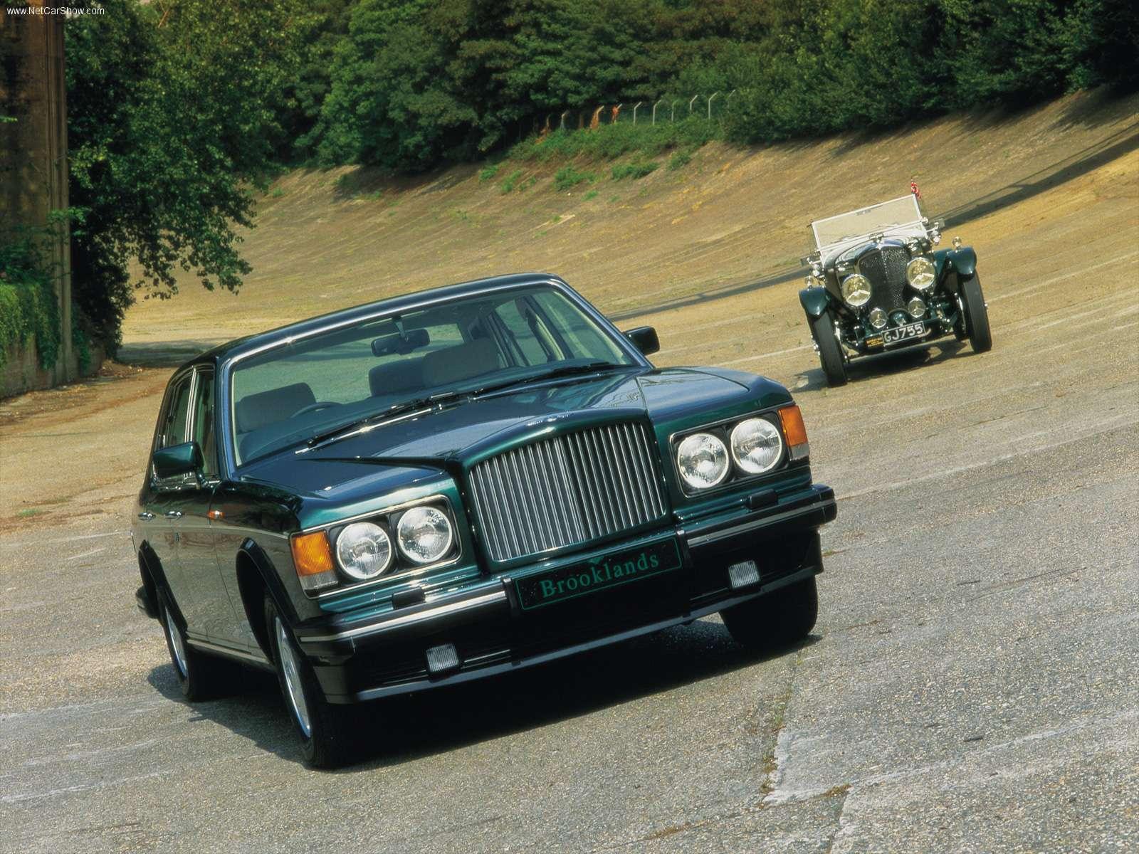 Hình ảnh xe ô tô Bentley Brooklands 1992 & nội ngoại thất