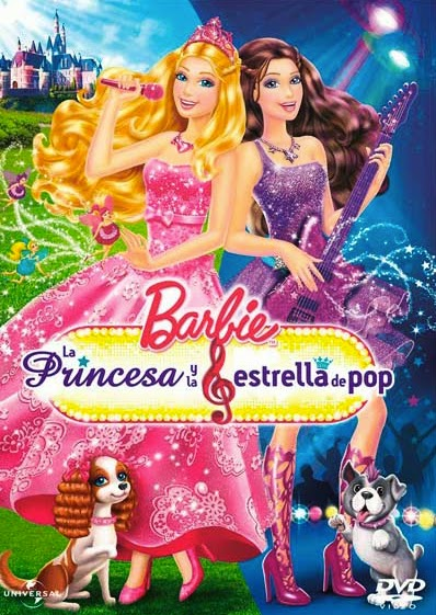 The princess and the popstar (2012)
