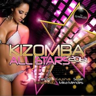Kizomba All Stars – 2013 Capa
