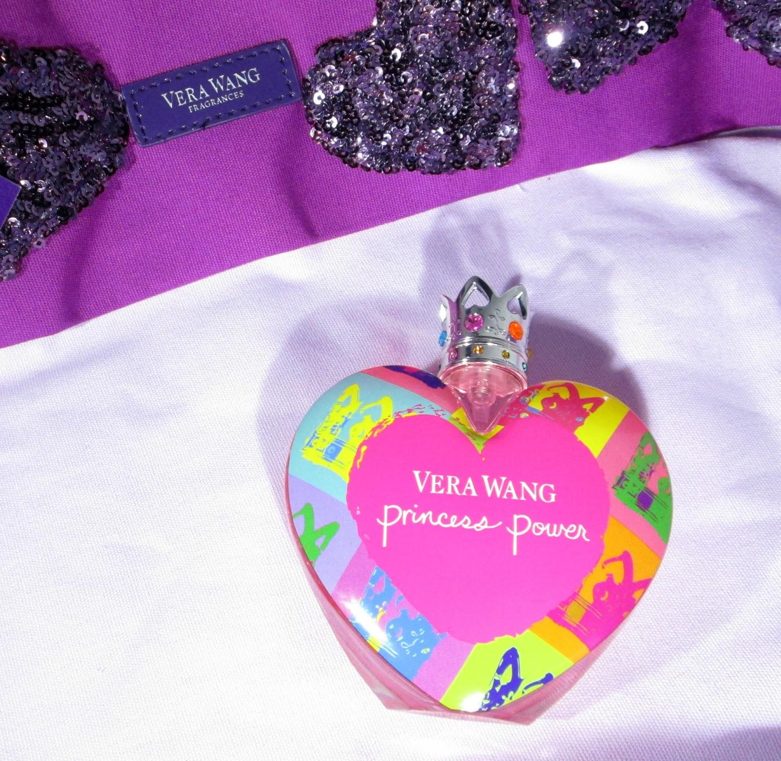 Vera wangs princess power is the third instalment in the princess