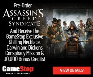Assasin's Creed Pre-order