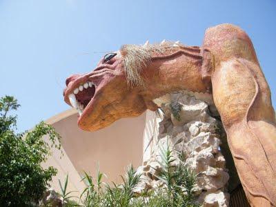 Dragón de Siam Park vista 5