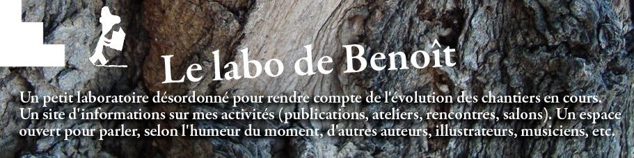 Le labo de Benoît