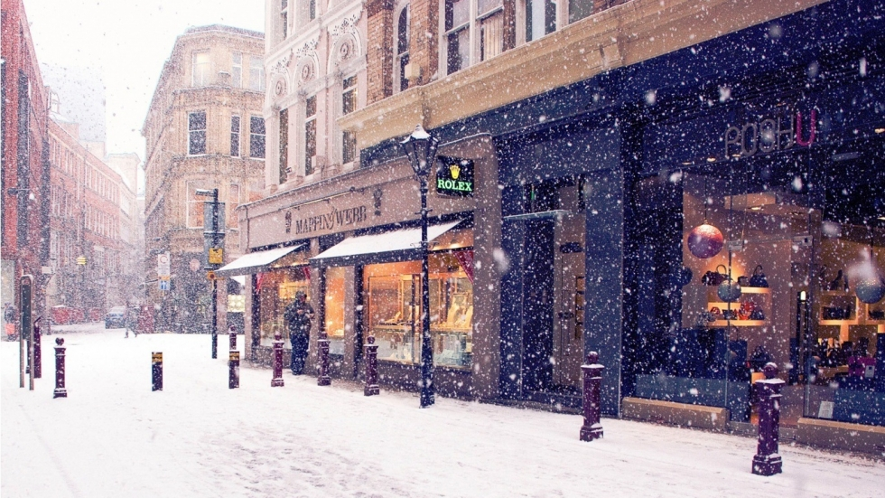 Top 10 Most Wintery Cities
