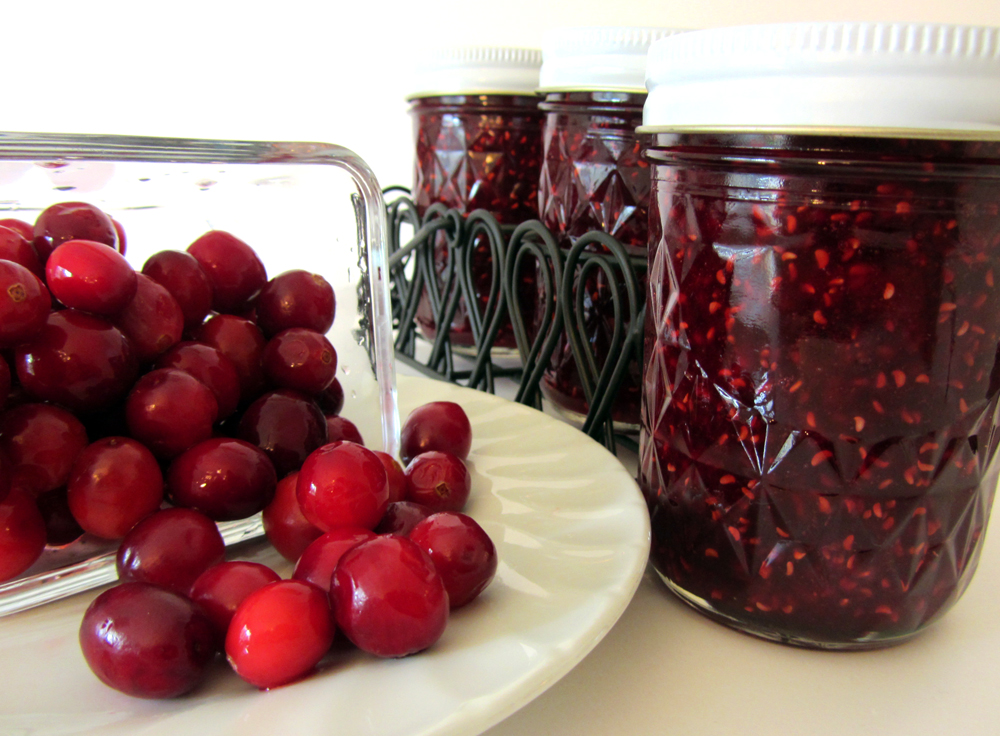 Spiced Cranberry Cabernet Jam Recipes — Dishmaps
