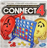 Connect 4 Game by Hasbro £5.59