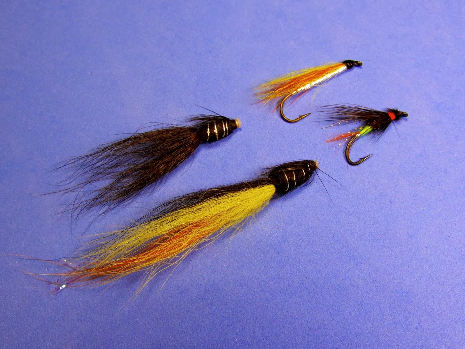 Atlantic salmon flies december 2013 for Salon fly